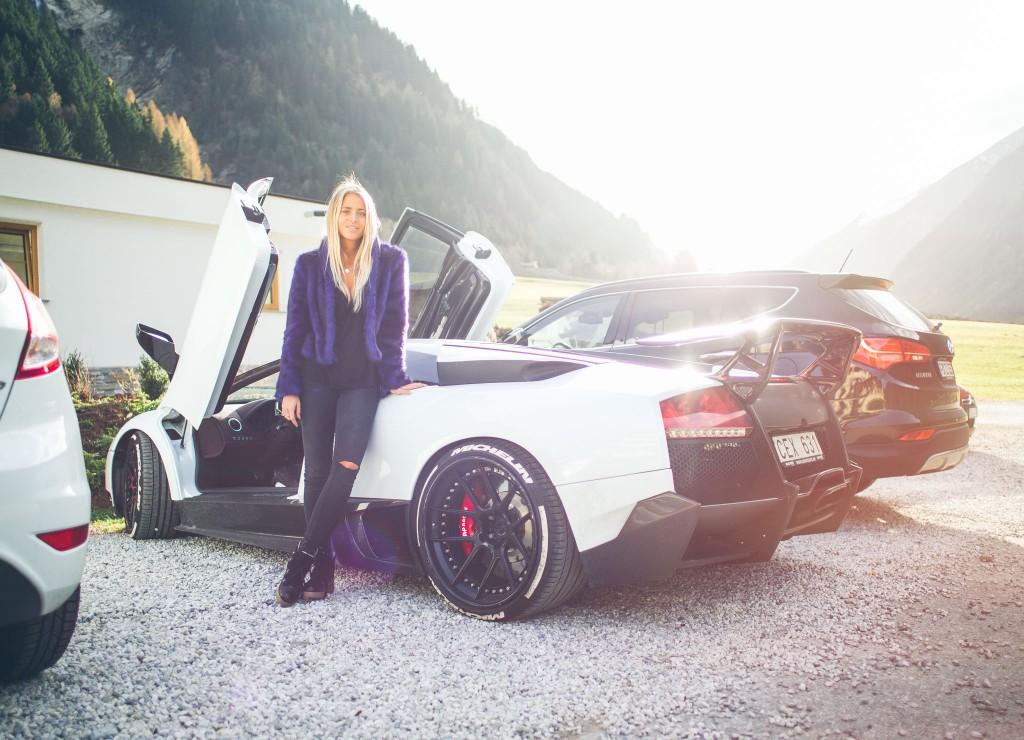 Jon Olsson Lamborghini Murcielago DMC-7