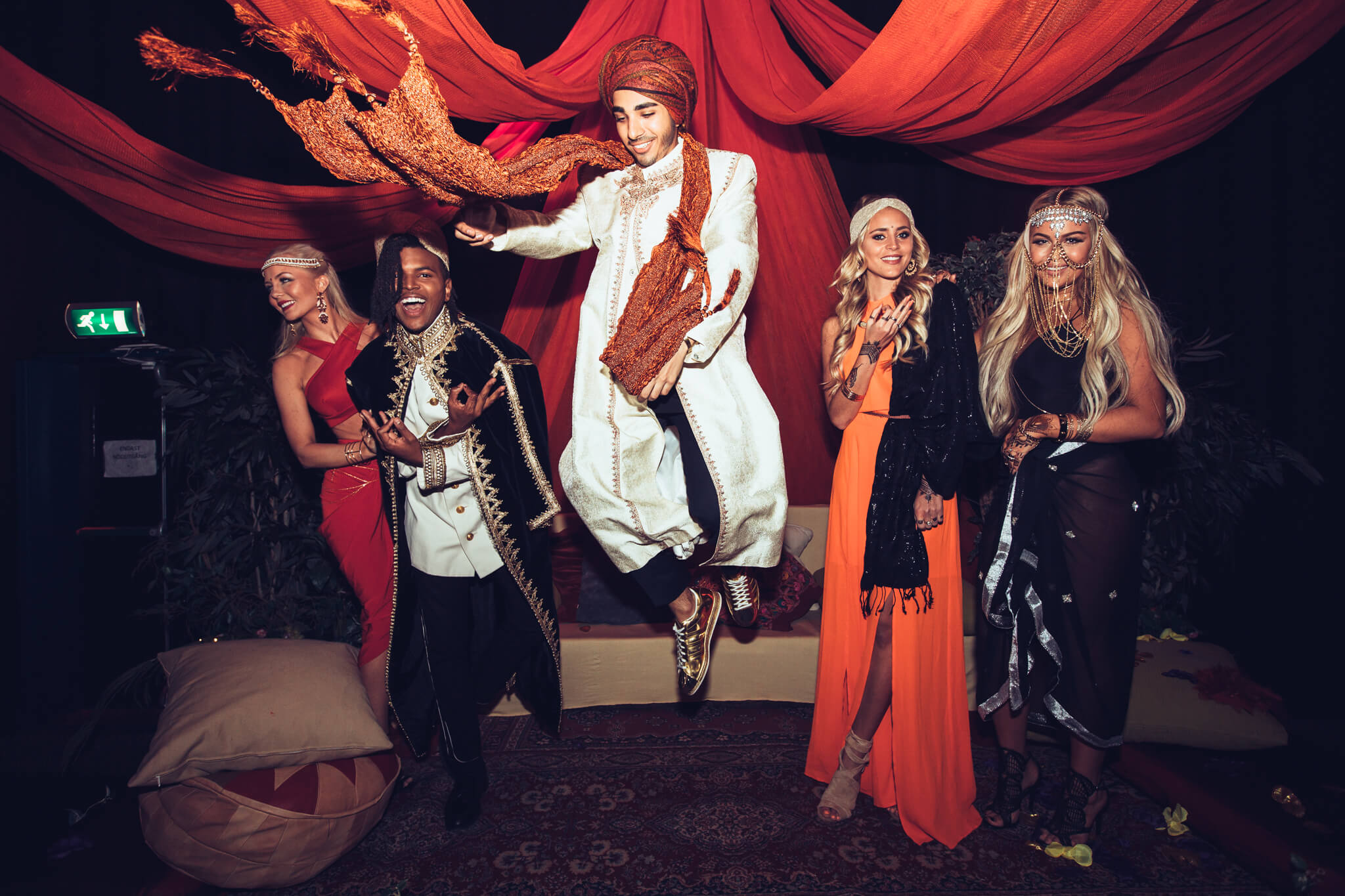 Bollywood Birthday by Fabian Wester -35
