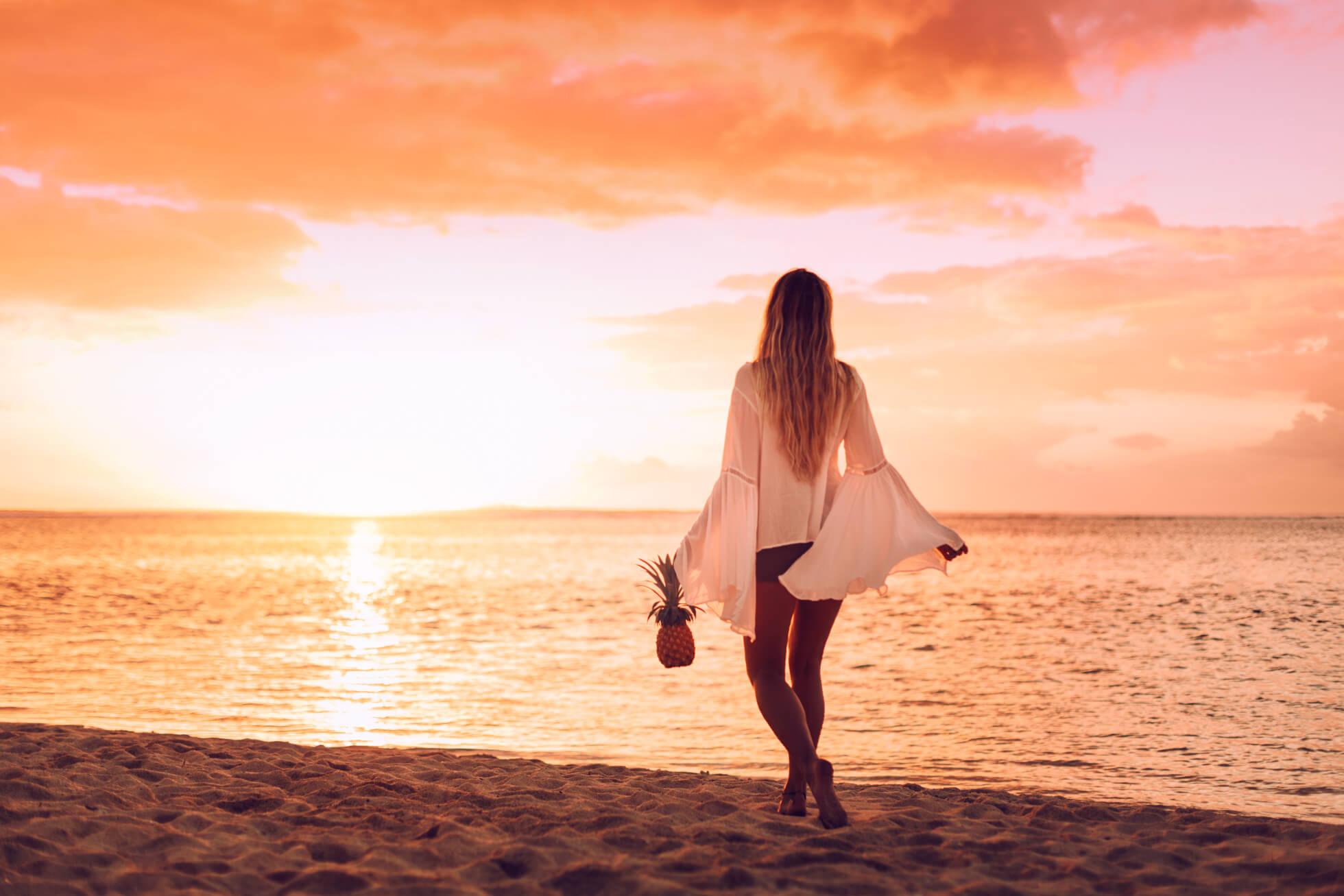 1_MG_8780-Edit - Mauritius sunset by Fabian Wester_
