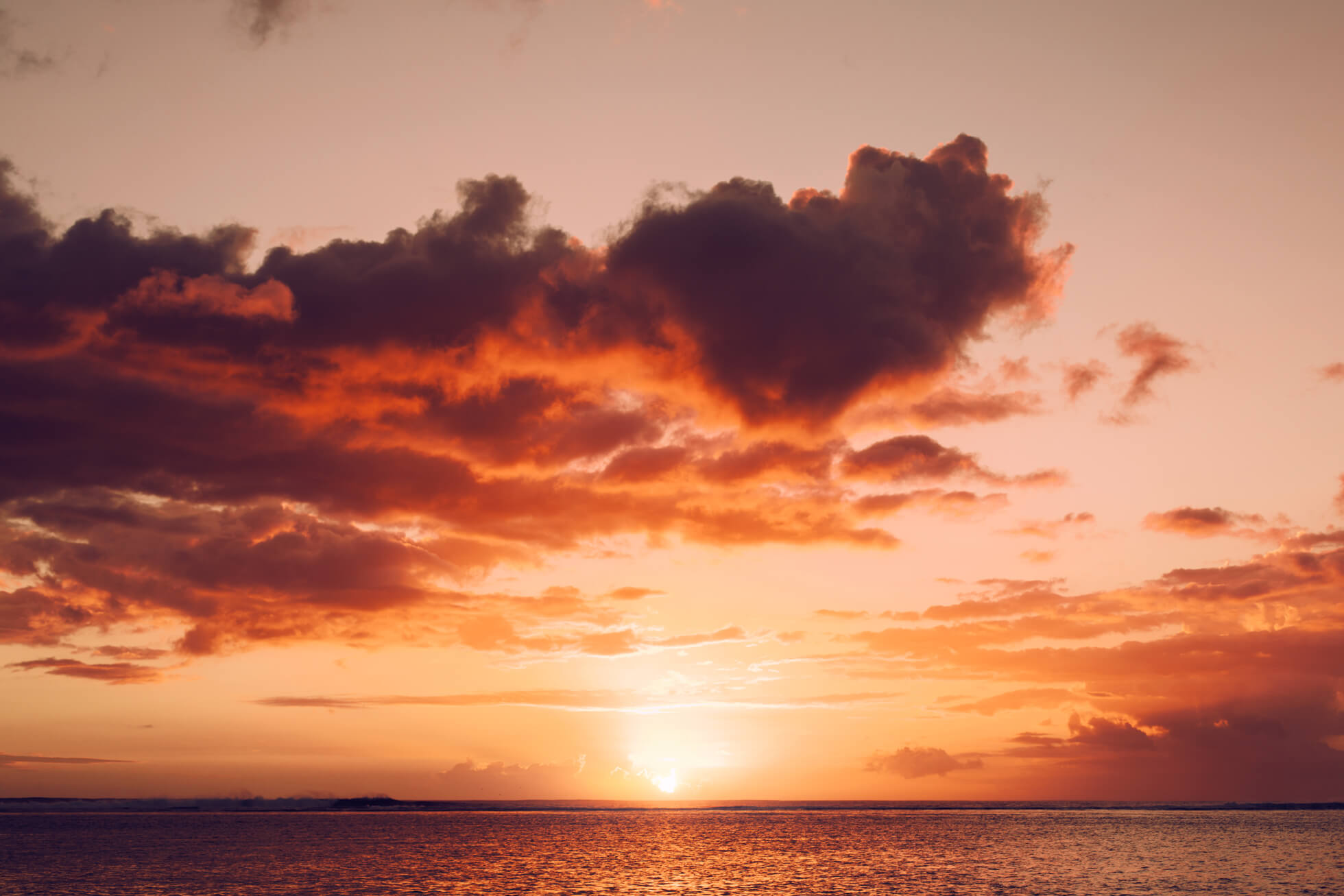 4_MG_8813-Edit - Mauritius sunset by Fabian Wester_