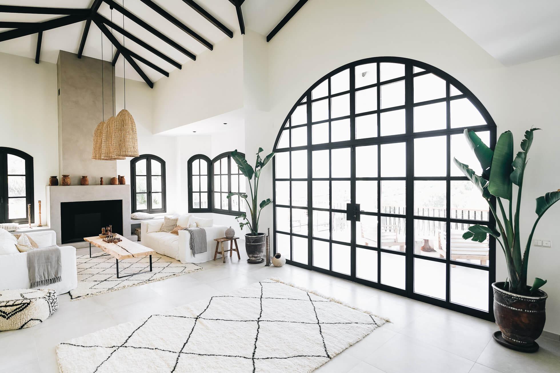 scandinavisch mediteraans huis