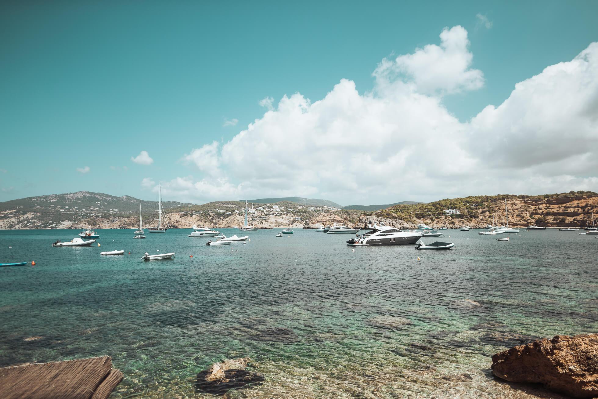 lördag natt krok upp på Ibiza
