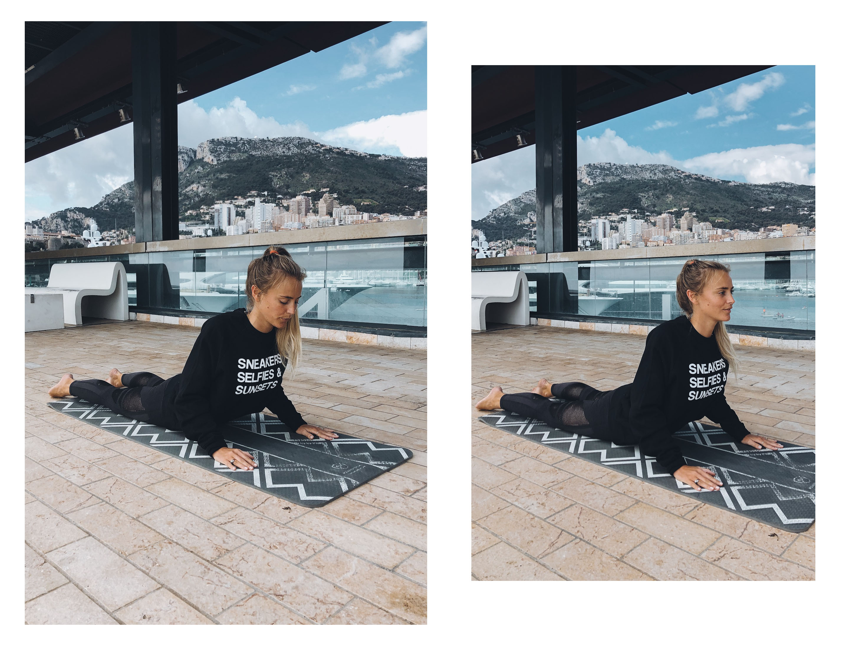This mornings pilates spot – kick starting the 10 day challenge! 106f58a01b205